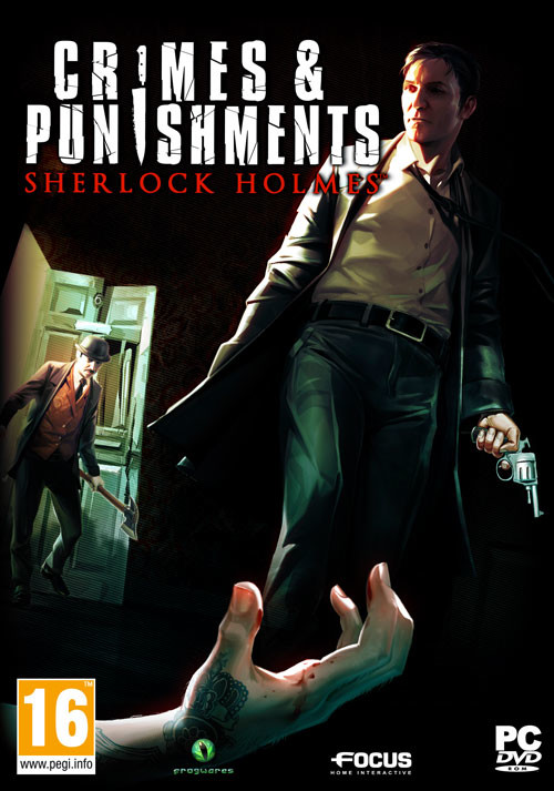 Sherlock Holmes: Crimes and Punishments - Cover / Packshot