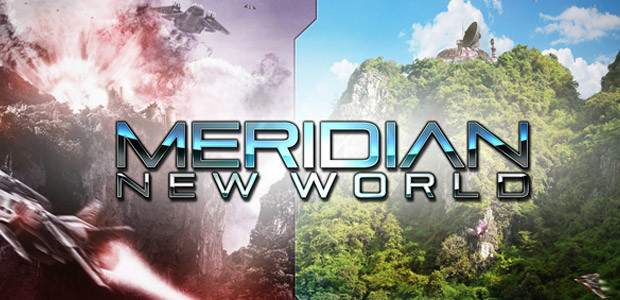 Meridian: New World - Cover / Packshot