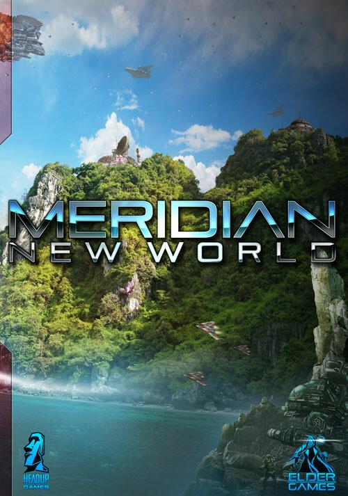 Meridian: New World - Cover / Packshot