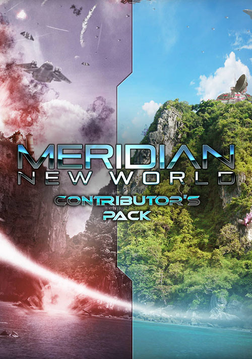 Meridian: New World Contributor Pack - Cover