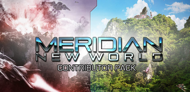 Meridian: New World Contributor Pack - Cover / Packshot
