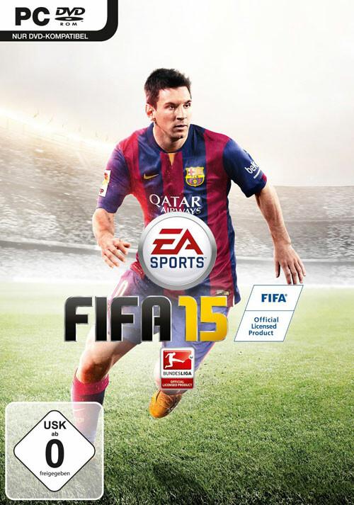 FIFA 15 - Packshot