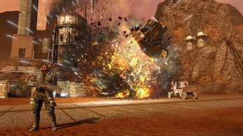 Screenshot4 - Red Faction Guerrilla Re-Mars-tered