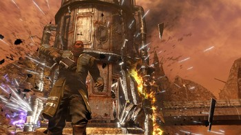 Screenshot5 - Red Faction Guerrilla Re-Mars-tered