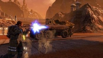 Screenshot6 - Red Faction Guerrilla Re-Mars-tered