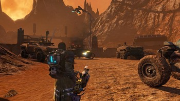Screenshot7 - Red Faction Guerrilla Re-Mars-tered