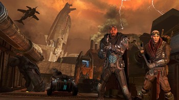 Screenshot1 - Red Faction: Armageddon
