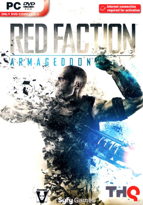 Red Faction: Armageddon - Cover / Packshot