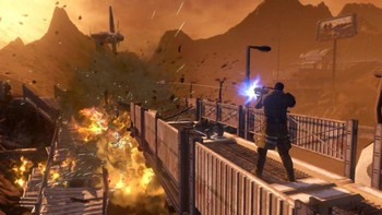 Screenshot1 - Red Faction Complete