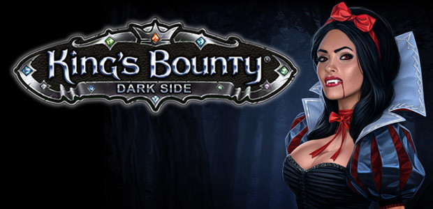 King's Bounty: Dark Side - Cover / Packshot