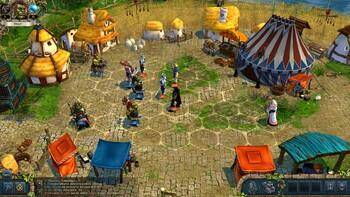 Screenshot2 - King's Bounty: Dark Side Premium Edition