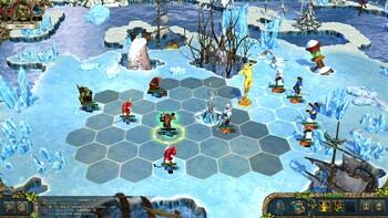 Screenshot4 - King's Bounty: Dark Side Premium Edition
