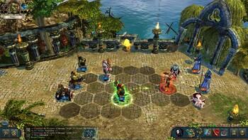 Screenshot6 - King's Bounty: Dark Side Premium Edition