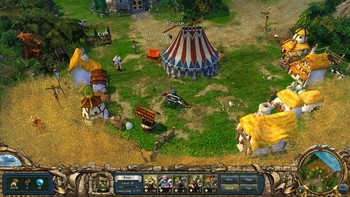 Screenshot7 - King's Bounty: Dark Side Premium Edition