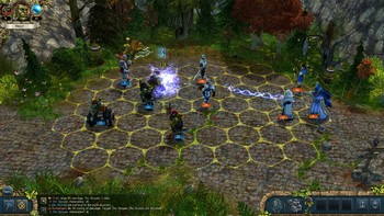 Screenshot3 - King's Bounty: Dark Side Premium Edition