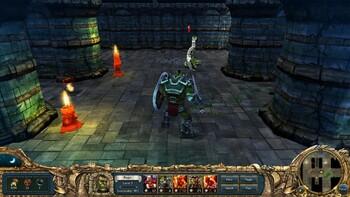 Screenshot9 - King's Bounty: Dark Side Premium Edition