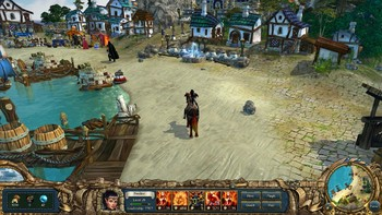 Screenshot5 - King's Bounty: Dark Side Premium Edition