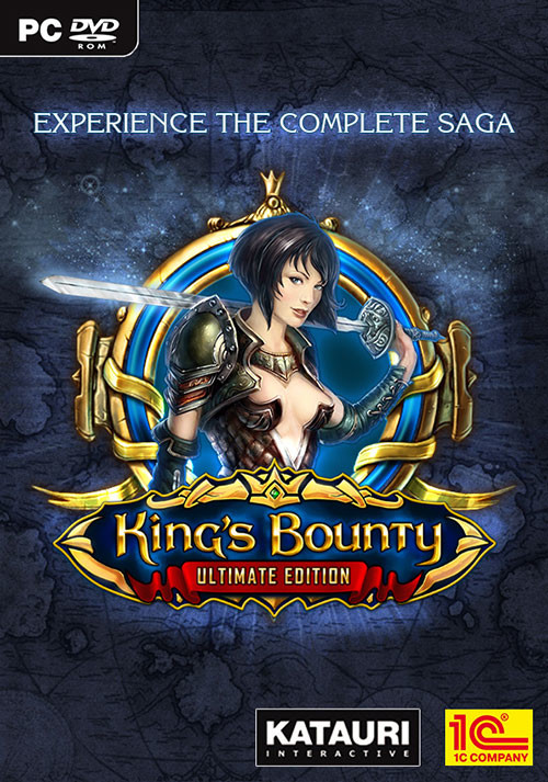King's Bounty: Ultimate Edition - Cover / Packshot