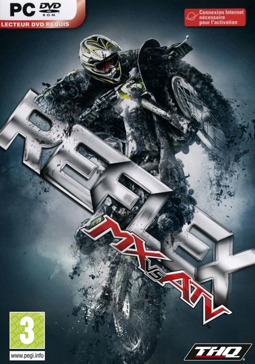 MX vs. ATV Reflex - Cover