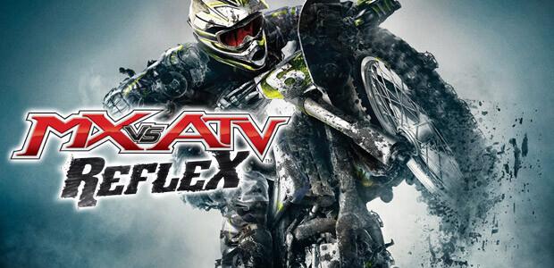 MX vs. ATV Reflex - Cover / Packshot