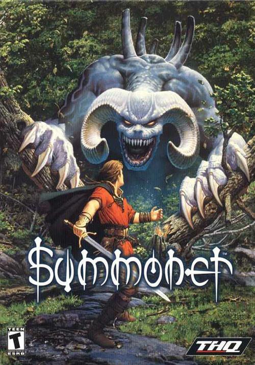 Summoner - Cover / Packshot