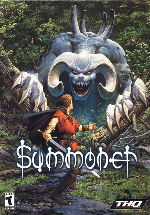 Summoner - Cover / Packshot