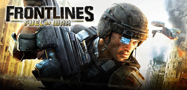 Frontlines: Fuel of War - Cover / Packshot
