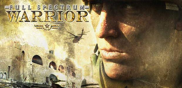 Full Spectrum Warrior - Cover / Packshot