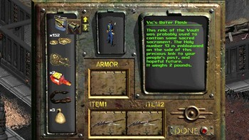 Screenshot1 - Fallout Classic Collection