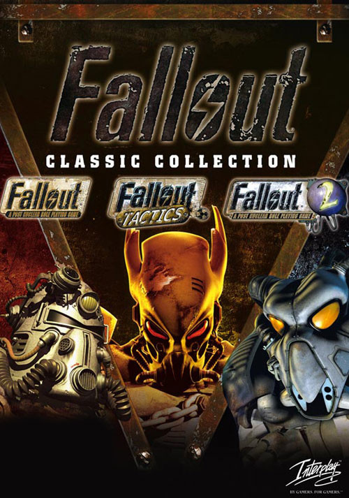 Fallout Classic Collection - Cover / Packshot