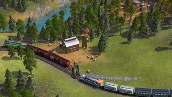 Screenshot5 - Sid Meier's Railroads!