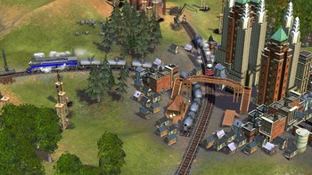 Screenshot7 - Sid Meier's Railroads!