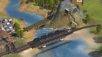 Screenshot8 - Sid Meier's Railroads!