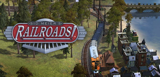 Sid Meier's Railroads! - Cover / Packshot