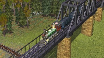 Screenshot1 - Sid Meier's Railroads!