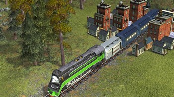 Screenshot2 - Sid Meier's Railroads!