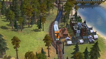 Screenshot3 - Sid Meier's Railroads!