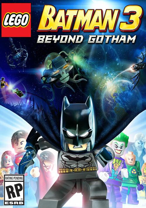 Lego Batman 3: Jenseits von Gotham - Cover / Packshot