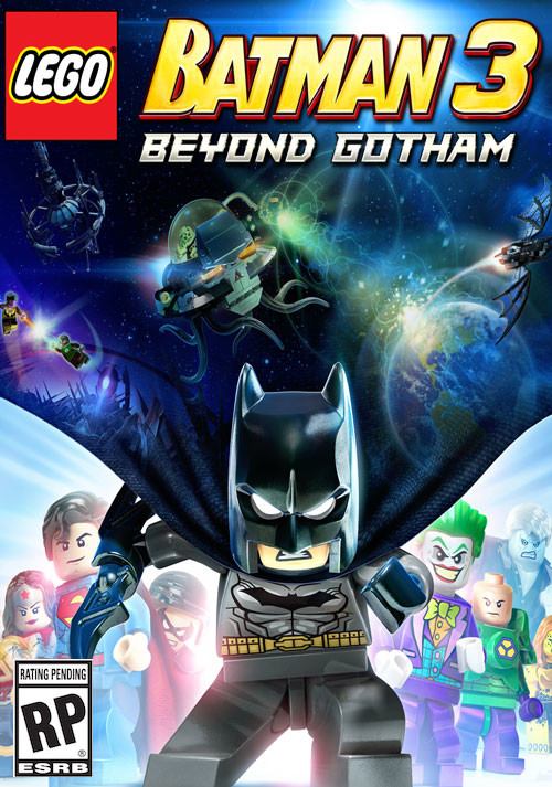 LEGO Batman 3: Beyond Gotham - Packshot