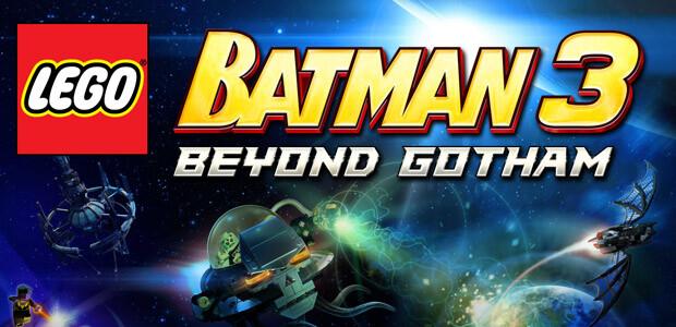 LEGO Batman 3: Beyond Gotham - Cover / Packshot