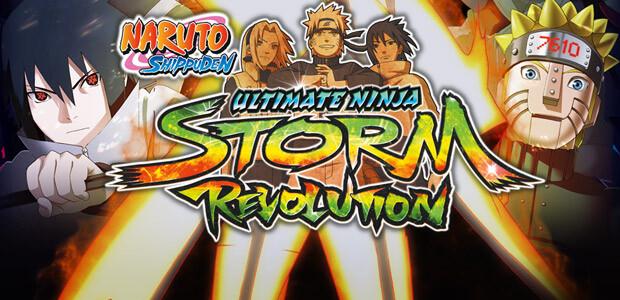 NARUTO SHIPPUDEN: Ultimate Ninja STORM Revolution - Cover / Packshot