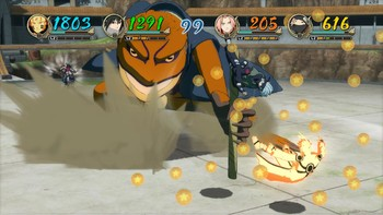 Screenshot7 - NARUTO SHIPPUDEN: Ultimate Ninja STORM Revolution