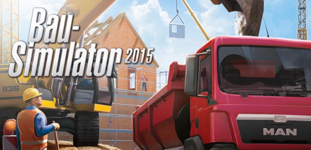 Bau-Simulator 2015 - Cover / Packshot