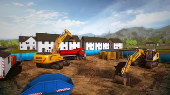 Screenshot1 - Construction Simulator 2015