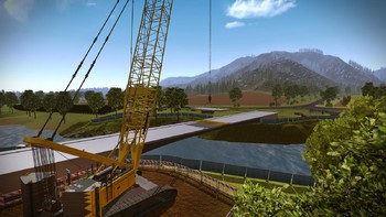 Screenshot2 - Construction Simulator: Deluxe Edition