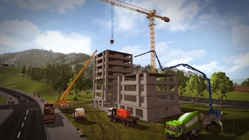 Screenshot5 - Construction Simulator: Deluxe Edition