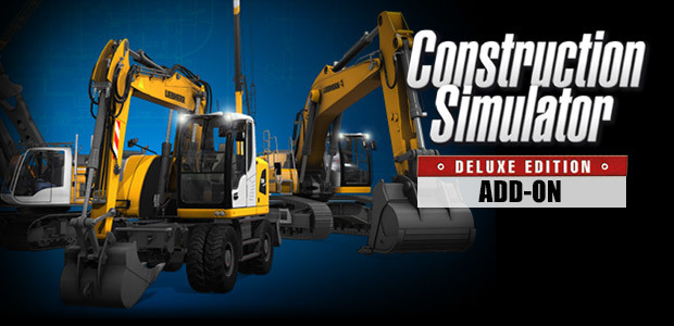 Construction Simulator: Deluxe Edition Add-On - Cover / Packshot