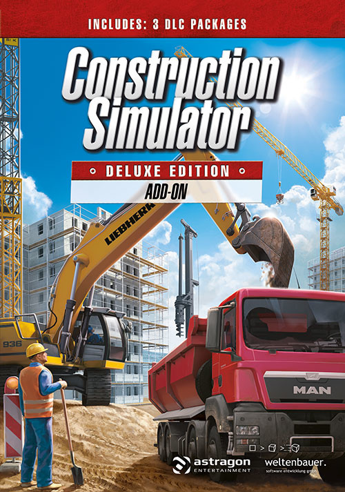 Construction Simulator: Deluxe Edition Add-On [Steam CD Key] for PC, Mac  and Linux - Buy now