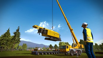 Screenshot1 - Construction Simulator: Deluxe Edition Add-On