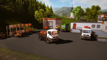 Screenshot2 - Construction Simulator 2015: Liebherr 150 EC-B DLC 1